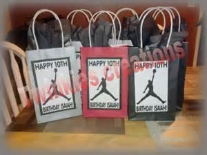 Michael Jordan Baby Shower Theme