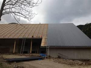 Dach Trapezblech Verlegung : trapezblech dach und wand ~ Whattoseeinmadrid.com Haus und Dekorationen
