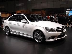 Mercedes Classe C Blanche : mercedes classe c presentata la nuova generazione ~ Maxctalentgroup.com Avis de Voitures