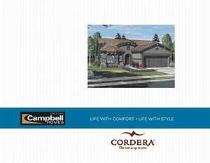 Campbell, Homes, At, Cordera, Ebrochure, By, Campbell, Homes