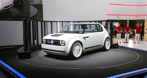 Honda Says New Allelectric Vehicles Could Be Produced In