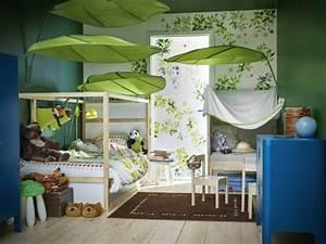 Chambre D Enfant Ikea : am nager une chambre d 39 enfant les styles tendance d crypt s ~ Teatrodelosmanantiales.com Idées de Décoration