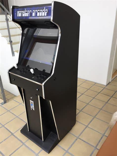 Mame Arcade Machine Kit by Mame Arcade Cabinet Kit Manicinthecity