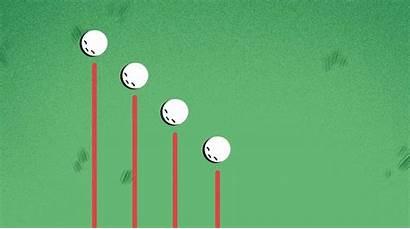 Golf Cheat Ball Position Sheet Swing Instruction