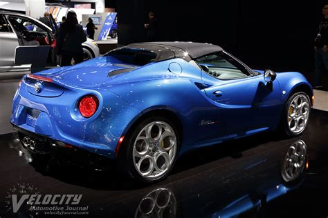 Alfa Spider 2020 by 2020 Alfa Romeo 4c Spider Pictures