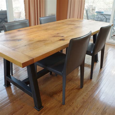 authentic custom  dining room tables  sale