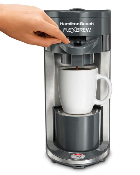 Is your hamilton coffee maker not functioning as directed? Amazon.com: Hamilton Beach Coffee Maker, Flex Brew Single-Serve (49963): Kitchen & Dining