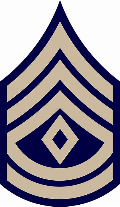 Army Sergeant Ranks Clipart Enlisted Usa Military