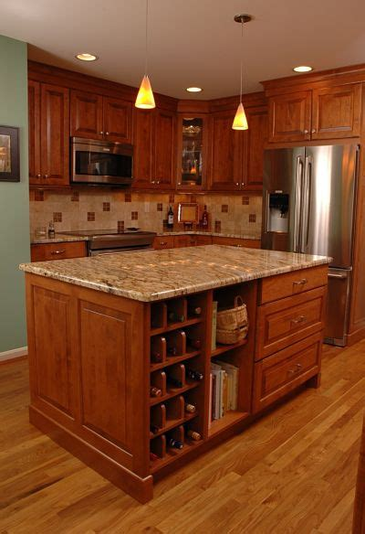 Kitchen Island With Open Storage by 14 Creative Ideas For Pantry And Kitchen Storage