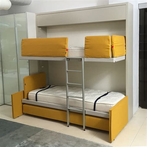 614 bunk bed with space underneath kali duo sofa wall bed sofa space saving furniture
