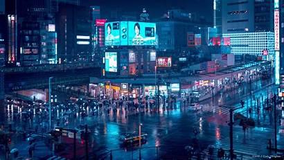 4k Desktop Tokyo Wallpapers Night Neon Computer