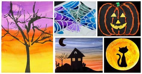 Halloween Art Projects Kids Love!  Rhythms Of Play