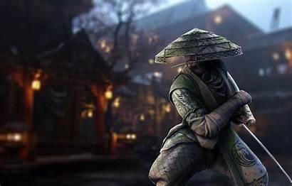 Samurai Hat Kimono Honor Blade Bushido Orochi