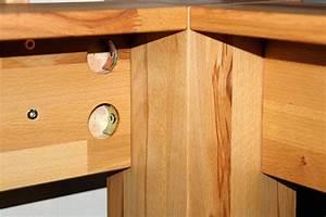Bettgestell Holz 140x200 : massivholz balkenbett holzbett bettgestell buche massiv holz 140x200 ge lt ~ Indierocktalk.com Haus und Dekorationen