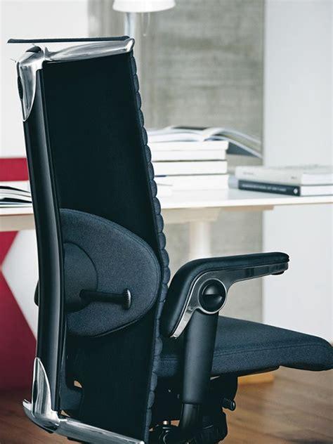 coussin ergonomique pour chaise de bureau h09 excellence chaise de bureau ergonomique håg avec