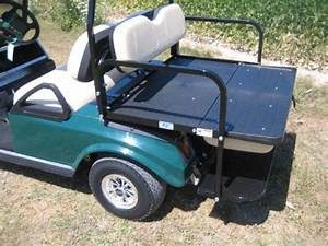 2002 Club Car Ds 48v Hunter Green W   Charger