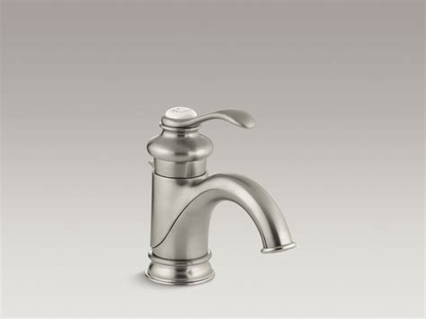 Single Faucet Bathroom Sink by Standard Plumbing Supply Product Kohler K 12182 Bn