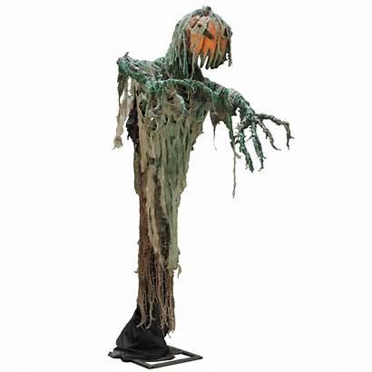 Creature Pumpkin Creepy Jack Tall 2195