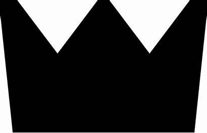 Crown Simple Vector Clip Clipart Clker Domain