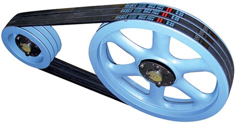 V-belt Drive Systems, Also Called Friction Drives Are An
