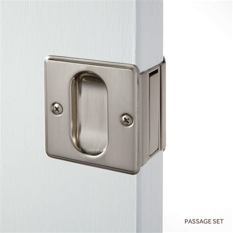 pocket door pulls solid brass rectangular pocket door pull hardware