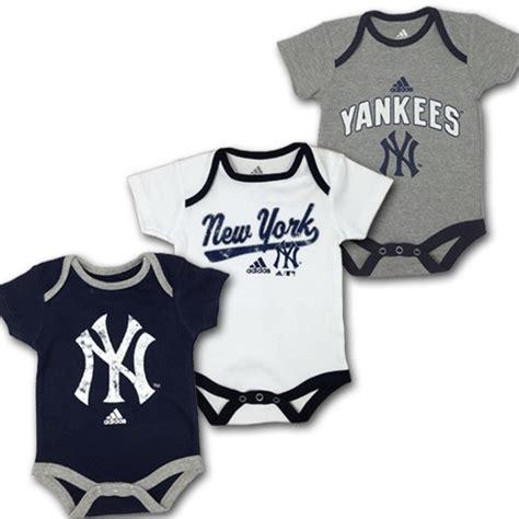 Ny Yankees Baby Ny Yankees Baby 3 Pack Bebeh