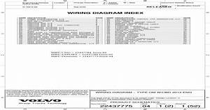 Wiring Diagram Index