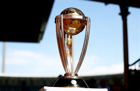 Icc Lays Down Law To Players Ahead Of Cup Au
