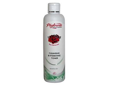 phytocode cleansing and hydrating toner 20 200ml