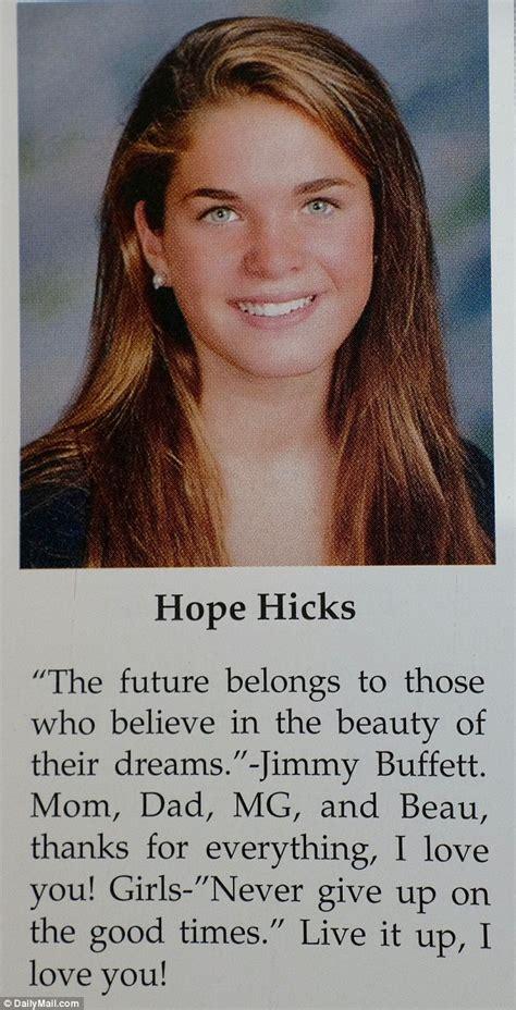 Hope Hicks' rise and fall in Washington as she heads home ...