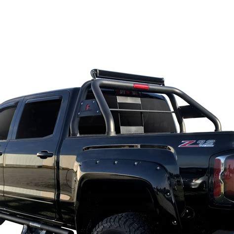 roll bar rbbk black fits   gmc canyon  chevy colorado