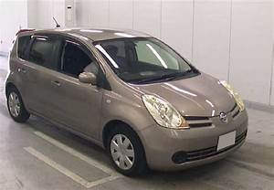 Nissan Note 2006 : used nissan note hatchbacks 2006 model in gray used cars stock 58759 cso japan ~ Carolinahurricanesstore.com Idées de Décoration