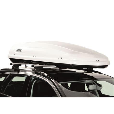 coffre de toit hapro traxer 8 6 blanc 530 l auto5 be