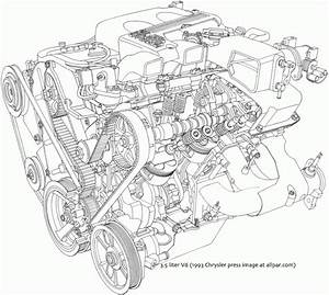 Chrysler  Dodge 3 5 Liter V6 Engines Pertaining To 2006 Chrysler 300 Engine Diagram