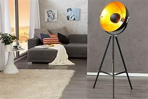 Stehlampe Retro Design : stehlampen traumfabrik77 der etwas andere lampenshop ~ Frokenaadalensverden.com Haus und Dekorationen