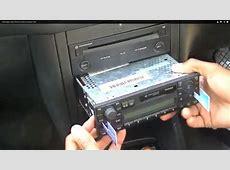 Volkswagen Golf Jetta Bora Radio Removal with Homemade