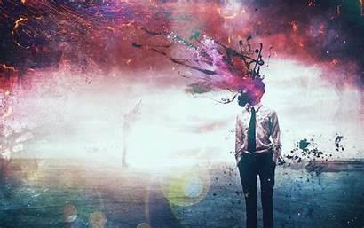 4k Surrealism Mask Gas Artwork Surreal Digital