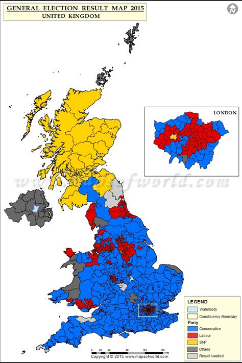 results election map general elections loss maps votes conservative mapsofworld