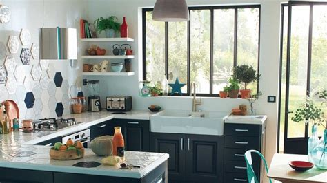 meubles de cuisine castorama meuble evier cuisine castorama maison design bahbe com