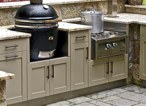 big island kitchen outdoor kitchen appliance cabinetry danver