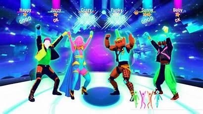 Dance Nintendo Justdance Ps4 Kinect Xbox Nowa