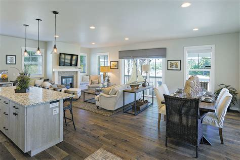 open floor plans homes cottage style homes for sale on olympic peninsula the