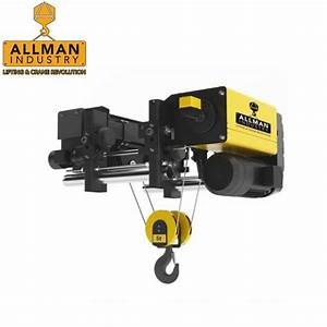 China Electric Hoist Crane 2 Ton Suppliers And