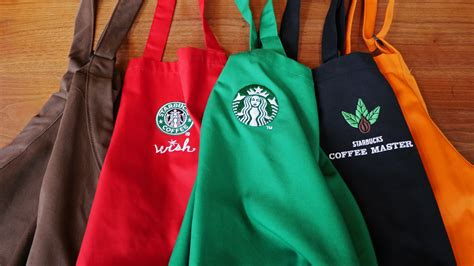 ✓ free for commercial use ✓ high quality images. Starbucks Apron Colors Have Secret Meanings | SELF