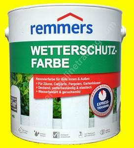 Holzfarbe Innen Weiß : remmers wetterschutzfarbe deckende holzfarbe farbe innen au en ~ Orissabook.com Haus und Dekorationen