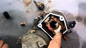 Replacing Starter Solenoid Contacts  Nippondenso