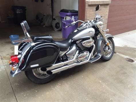 awesome 2006 suzuki boulevard c50 with low and