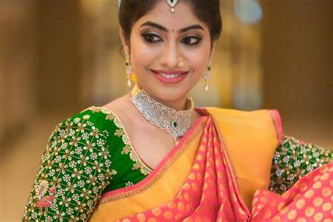 blouse designs  silk sarees top  pattu blouses
