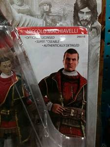 Niccolo Machiavelli - Assassin's Creed - Brotherhood ...
