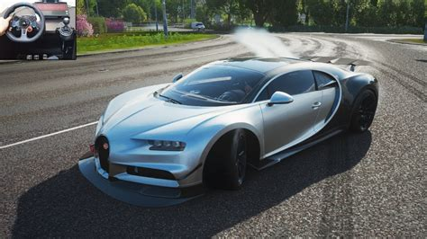 For forza horizon 4 on the xbox one, a gamefaqs message board topic titled lego bugatti chiron. Bugatti Chiron - Forza Horizon 4 | Logitech g29 gameplay - YouTube